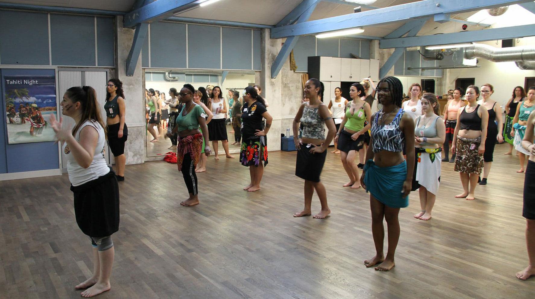 Cours De Danse Polynésienne En Visio Conférence