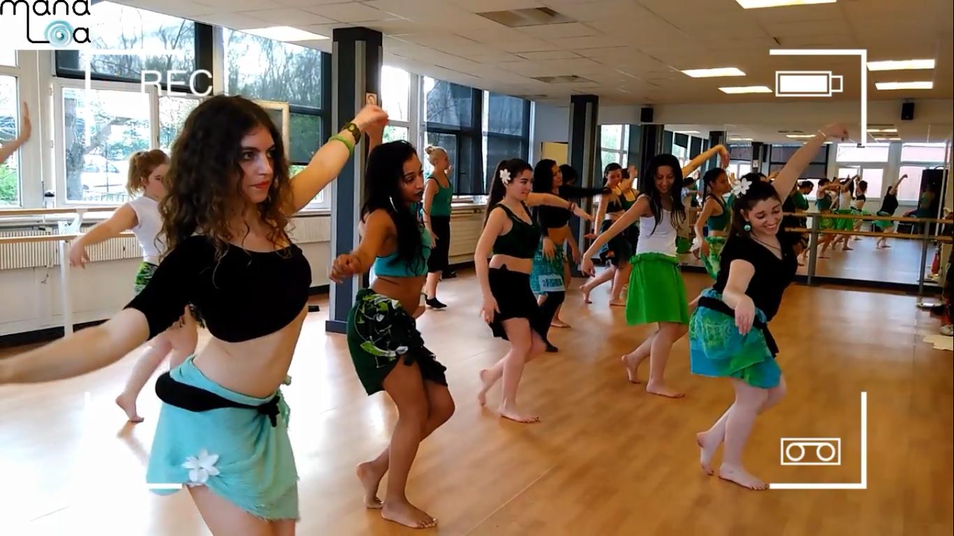 Forfait 10 Cours De Danse Polynésienne En Visio Conférence