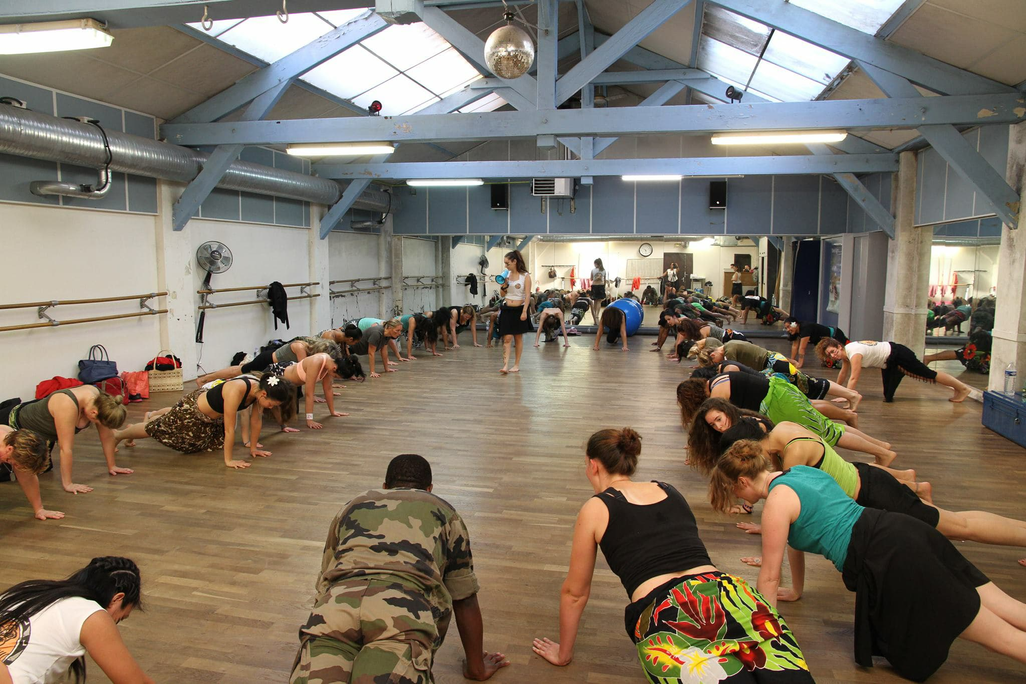 Forfait 10 Stages De Danse Polynésienne En Visio Conférence